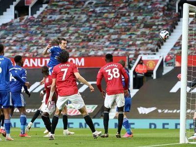Đánh bại MU, Leicester giúp Man City lên ngôi vô địch sớm