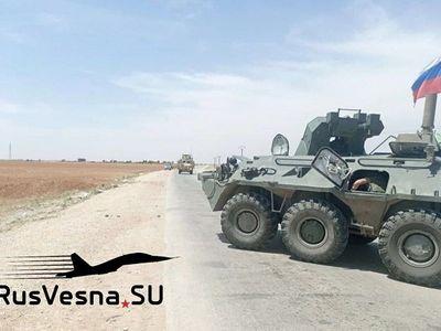 Tình hình chiến sự Syria mới nhất ngày 15/5:Nga buộc xe quân sự Mỹ phải quay đầu