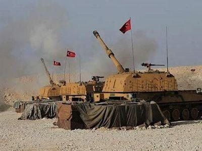 Tình hình chiến sự Syria mới nhất ngày 15/6:Thổ Nhĩ Kỳ nã pháo vào SAA nhằm trả đũa Nga