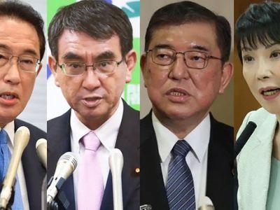 Các ứng cử viên vị trí Thủ tướng Nhật Bản trái ngược quan điểm về vấn đề quan hệ với Trung Quốc