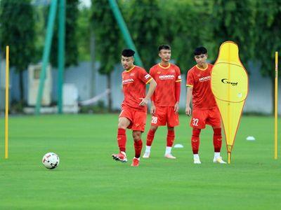 Chốt địa điểm thi đấu của U23 Việt Nam tại vòng loại U23 châu Á