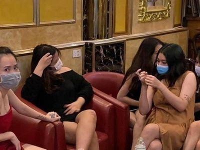 Bắc Giang: 38 người bị bắt quả tang tụ tập hát karaoke