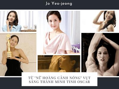 Jo Yeo-jeong: Từ