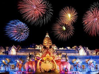 Thái Lan chi 18 triệu USD tổ chức sự kiện âm nhạc mừng mở cửa