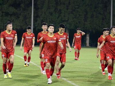 U23 Trung Quốc bỏ giải, U23 Việt Nam hưởng lợi