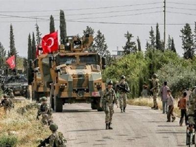 Tình hình chiến sự Syria mới nhất ngày 17/10:Đoàn xe quân sự Thổ Nhĩ Kỳ bị phục kích