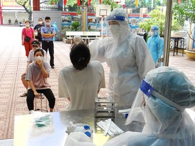 Tối 18/10, Hà Nội ghi nhận thêm 5 ca dương tính với SARS-CoV-2