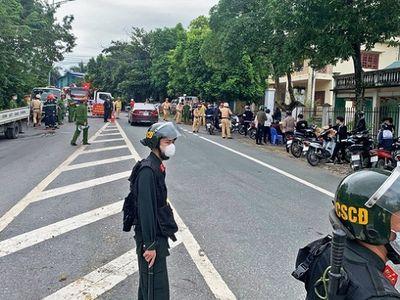 Vĩnh Phúc: Cảnh sát chặn đường, vây bắt 190 người tụ tập, đua xe
