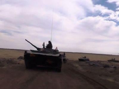 Tình hình chiến sự Syria mới nhất ngày 19/10:Syria tăng cường sức mạnh trên 2 chiến trường