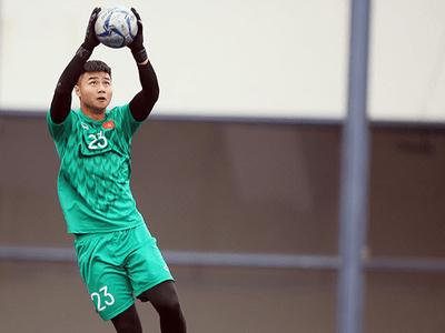 Văn Toản nằm trong top những cầu thủ đáng xem nhất vòng loại U23 châu Á 2022