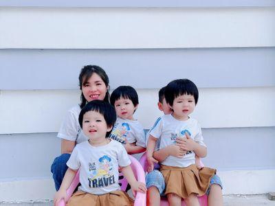 Hành trình lập nghiệp mẹ bỉm 4 con Phú Yên