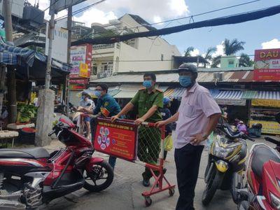 An Khánh(Thủ Đức – TP. Hồ Chí Minh):Thực hiện nghiêm chỉ đạo của thành phố về phòng chống dịch