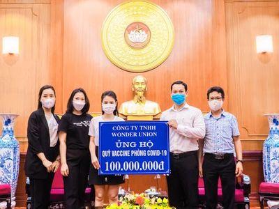 Kinh doanh gắn liền với các hoạt động từ thiện của Weilaiya Wonder Union