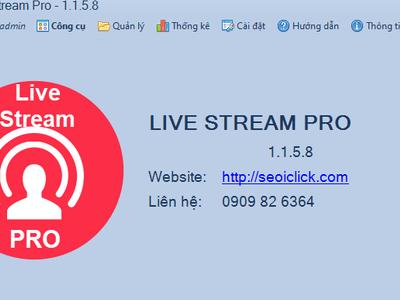 Tìm hiểu về tính năng nổi bật phần mềm chốt đơn Livestream Pro