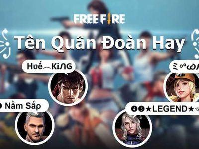 Hướng dẫn tạo Kí tự đặc biệt FF đặt tên game đẹp Free Fire