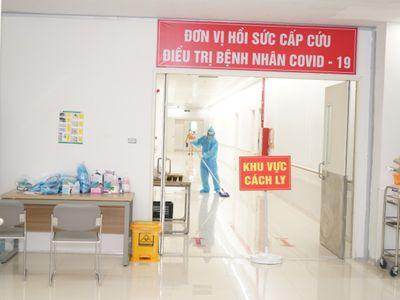 Bộ Y tế quyết định thiết lập Bệnh viện dã chiến tại Bệnh viện Bạch Mai cơ sở 2