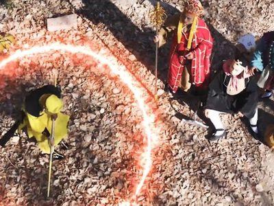 Tây Du Ký: Bật mí về vòng tròn Tôn Ngộ Không vẽ để bảo vệ sư phụ, vì sao yêu quái không dám lại gần?