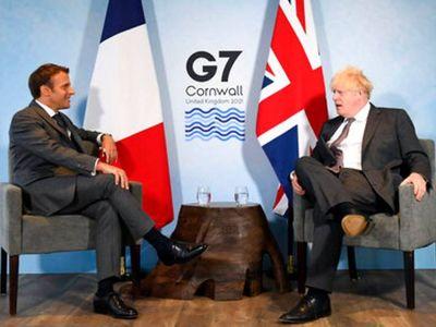 Hội nghị G7: Thủ tướng Anh tranh cãi với lãnh đạo các nước EU vì Brexit