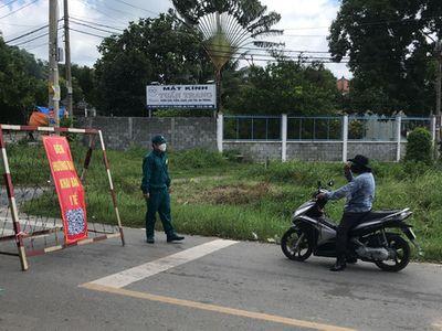 TP.HCM: Thêm nhiều khu vực tại huyện Hóc Môn bị phong toả từ 0h ngày 25/6