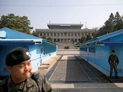 Hàn Quốc - Triều Tiên khôi phục