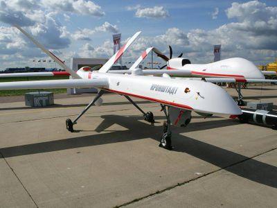 Nga chuẩn bị thử nghiệm tên lửa chống tăng phóng từ UAV tấn công Orion