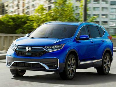 Bảng giá xe ô tô Honda tháng 8/2021: Ưu đãi 100% lệ phí trước bạ với Honda CR-V