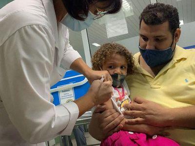 Cuba tiêm vaccine ngừa COVID-19 cho trẻ từ 2 tuổi để sớm mở cửa trường học