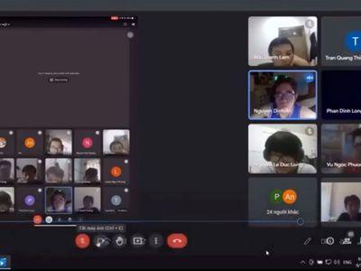 Vụ đuổi sinh viên khỏi lớp học trực tuyến: Giảng viên nhận sai và gửi lời xin lỗi