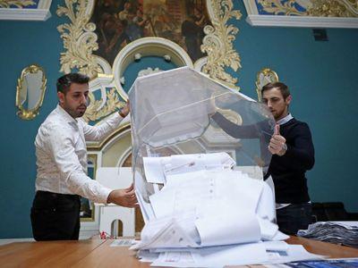 Bầu cử Nga: Đảng ủng hộ Tổng thống Putin thắng áp đảo