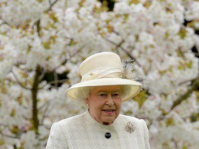 95 tuổi, Nữ hoàng Anh vẫn