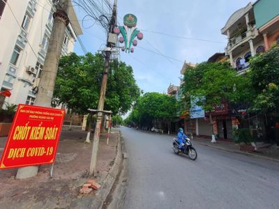 Thành phố Bắc Giang điều chỉnh giãn cách xã hội từ chỉ thị 15 sang giãn cách xã hội theo chỉ thị 19 của Thủ tường Chính Phủ
