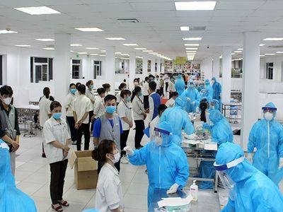 Thái Nguyên tăng cường các biện pháp phòng chống dịch trong tình hình mới