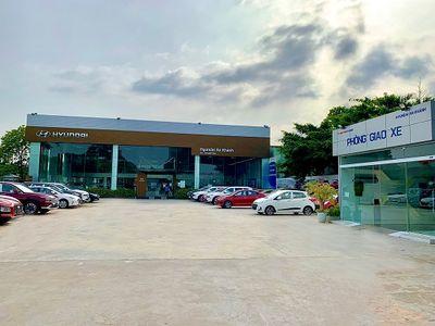 Hyundai An Khánh: Thương hiệu uy tín, dịch vụ xứng tầm