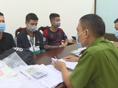 Đắk Lắk: Bắt nhóm đối tượng cho vay tiền với lãi suất