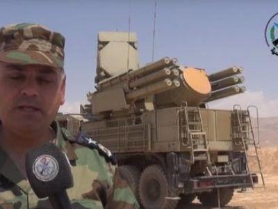 Tin tức quân sự mới nóng nhất ngày 25/7: Syria sắm tên lửa phòng không tối tân