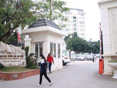 Đại học Quốc gia Hà Nội nằm trong top 1.000 đại học xuất sắc nhất thế giới