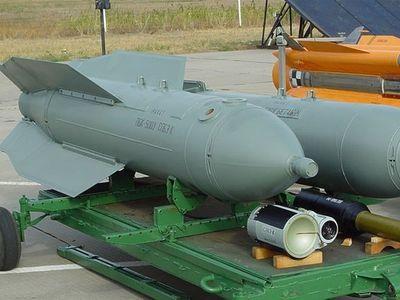 Nga dội bom nhảy dù RBK-500 SPBE-D xuống các cứ điểm phiến quân tại Syria