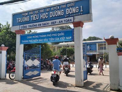 Kiên Giang: Học sinh trở lại trường từ ngày 4/10