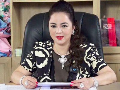 Bộ Công an mời bà Nguyễn Phương Hằng lên làm việc