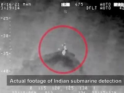 Tin tức quân sự mới nóng nhất ngày 20/10: Pakistan tố tàu ngầm Ấn Độ xâm nhập lãnh hải