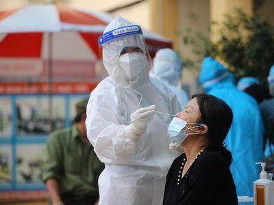 Tối 21/10, Hà Nội ghi nhận thêm 12 ca dương tính với SARS-CoV-2