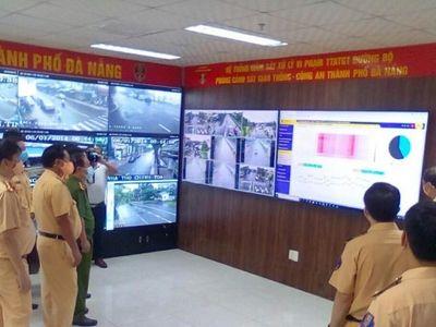 Lắp 80 camera giám sát nhận dạng biển số trên Quốc lộ 1A