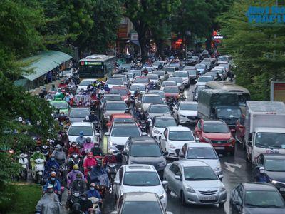 Chuyên gia nói về xuất lâp 87 trạm thu phí vào nội đô Hà Nội: