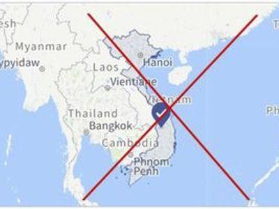Đăng bản đồ không có Hoàng Sa- Trường Sa, doanh nghiệp bị xử phạt hành chính, thu hồi tên miền