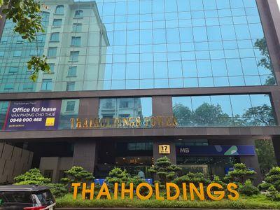 Mát tay đầu tư cổ phiếu, Thaiholdings của bầu Thụy lãi hơn trăm tỷ đồng