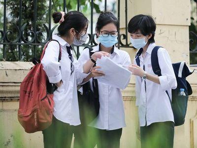 Nhiều trường đại học công bố điểm chuẩn hệ đào tạo chính quy năm 2021