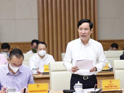 Chủ tịch VCCI Phạm Tấn Công:
