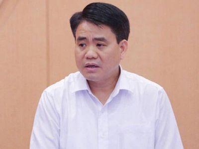 Ông Nguyễn Đức Chung tiếp tục bị truy tố do sai phạm trong việc mua chế phẩm Redoxy-3C