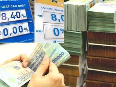 Lãi suất tiền gửi ngân hàng nào cao nhất tháng 10/2021?