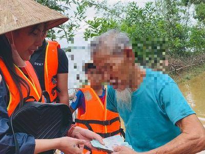 Bộ Công an làm việc với Thủy Tiên, Đàm Vĩnh Hưng, Trấn Thành liên quan đến hoạt động từ thiện